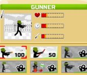 Игра Stickman and gun