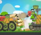 Игра Super Tank Rumble