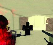 Игра Counter Blox Roblox Offensive