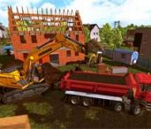Игра Construction Simulator 2015