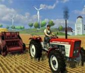 Игра Farming Simulator 2018
