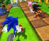 Игра Sonic Forces: Speed Battle