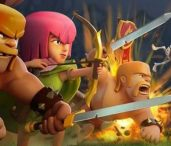 Игра Клеш оф Кланс, Clash of Clans