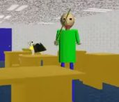 Игра Baldi's Basics in Education and Learning