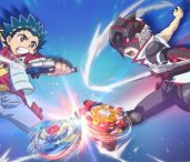 Игра Beyblade Burst: Evolution