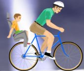 Игра Happy Wheels