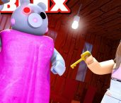 Игра Roblox Piggy